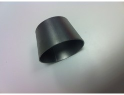"""76mm-3"""" to 2.5""""-60mm reducer Stainless Steel"""