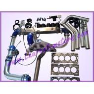 Kit turbo OPEL PRO 1.8L 2.0L - 8V et 16V