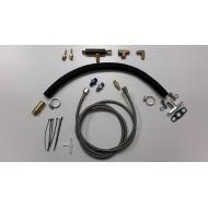 Oil lines kit for GT25 GT28 GT30 GT35