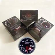 Pack with 3 White Prosport gauges