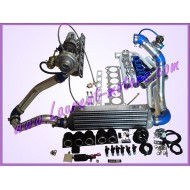 Kit turbo BMW PRO 2.0L à 3.2L 24s - low ou top mount