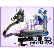 Kit turbo BMW STANDARD 2.0L à 3.2L 24s - low ou top mount !