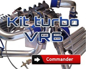 Kit turbo vr6