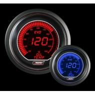 Température Huile Prosport Manomètre 52 mm - EVO - Bleu/Rouge