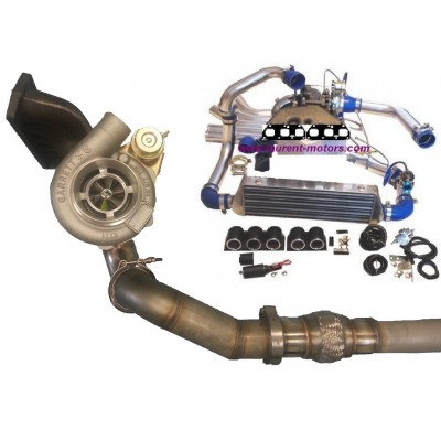KIT TURBO R32 et V6 24S STANDARD  +60cv