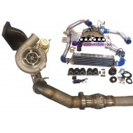 KIT TURBO R32 et V6 24S- stage 3 +200cv