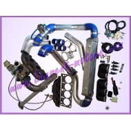 Turbo kit UNIVERSAL STAGE 2