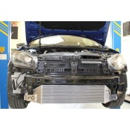 Intercooler frontal Forge pour Volkswagen GolF 6 R 2.0l
