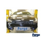 Intercooler frontal Forge pour Volkswagen Scirocco 2.0L Turbo