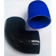 "Elbow hose 3.5"" 89mm 90°"