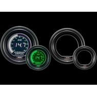 ProSport AFR Gauge - 52mm - EVO - White-Green