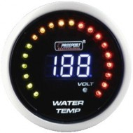 ProSport gauge water temp - 52 mm - LCD