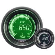 ProSport Manometer Abgastemperatur 52mm-EGT-Blau/ROT