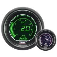 Pression Essence Prosport Manomètre - 52mm - EVO - Blanc/Vert