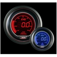 ProSport Fuel Pressure Gauge 52mm - EVO - White/Green