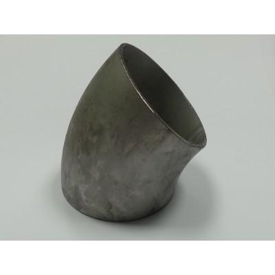"Coude inox diamètre 2,5"" 60° 60mm"