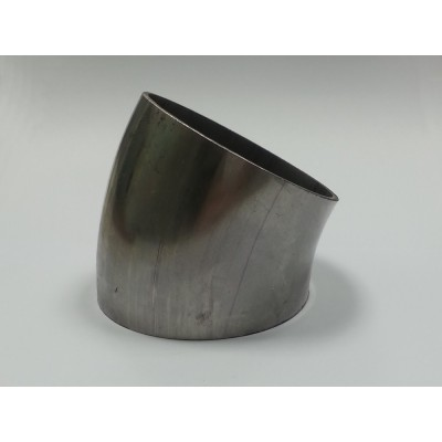 "Coude inox diamètre 3"" 30° 76mm"