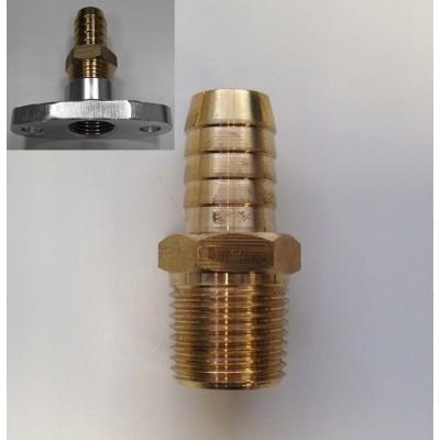 Adaptateur pour platine de retour d'huile m21x150