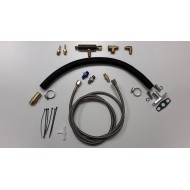 Oil lines kit for gt25 gt28 gt30 gt35