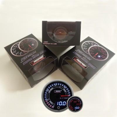 Pack 3 manomètres ProSport EVO Bleu/rouge