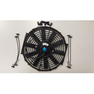 Ventilateur de radiateur diam 30cm faible épaisseur