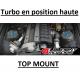 Kit turbo BMW STANDARD 2.0L à 3.2L 24s - low ou top mount !
