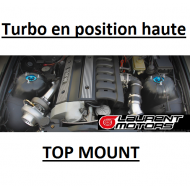 Turbo kit -stage 2- BMW 2 0L to 3 2L 24V