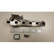 Collecteur d'échappement turbo en inox pour M30