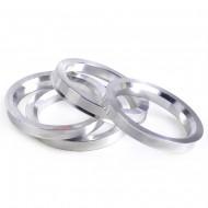 Spigot rings - Wheel hub rings