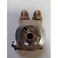 MOCAL type sandwich plate with thermostat (for oil cooler)