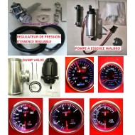 KIT TURBO R32 et V6 24S  PREMIUM +100cv