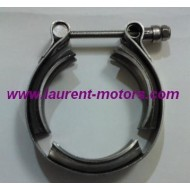 "Collier 2.5"" - 63mm v-band..."