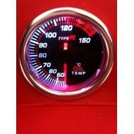 Manomètre fantôme température d'huile 52mm