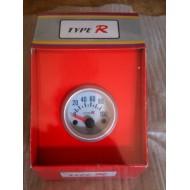 Manomètre gris clair pression huile 52mm