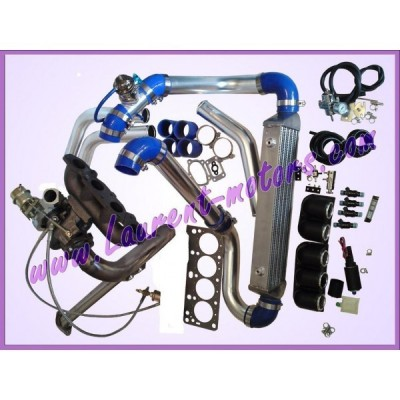 TURBO KIT - F7P/R 1 8L & 2 0L 16S- STAGE 1
