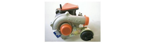 Diesel turbocharger