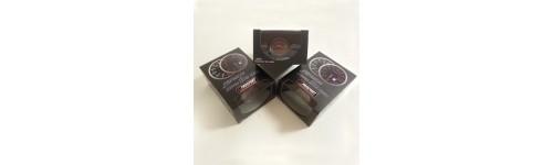 Pack de 3 manomètres ProSport