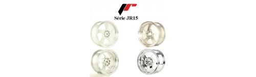 Retrouvez toutes les jantes Japan Racing série JR-15 en stock sur Laurent-Motors !