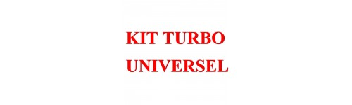 Kit turbo UNIVERSEL