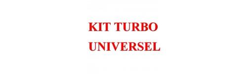 Kit turbo UNIVERSEL