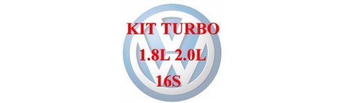 Turbo kit VW 1.8L et 2.0L 16S