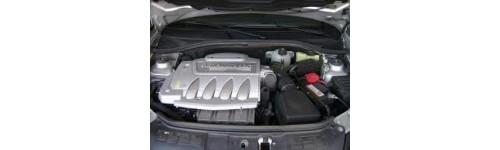 Engine F4R, clio RS, RS1, RS2, et autres modèles