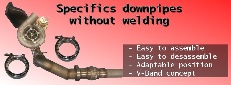 Specifics downpipes