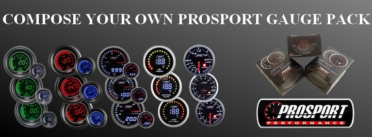 Choose the ProSport gauges you want to create your pack and save money with Laurent-Motors !