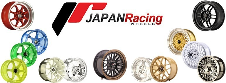 Jantes Japan Racing port Gratuit